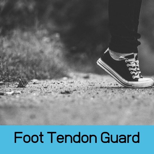 Foot tendon guard - reflexen - reflexintegratie